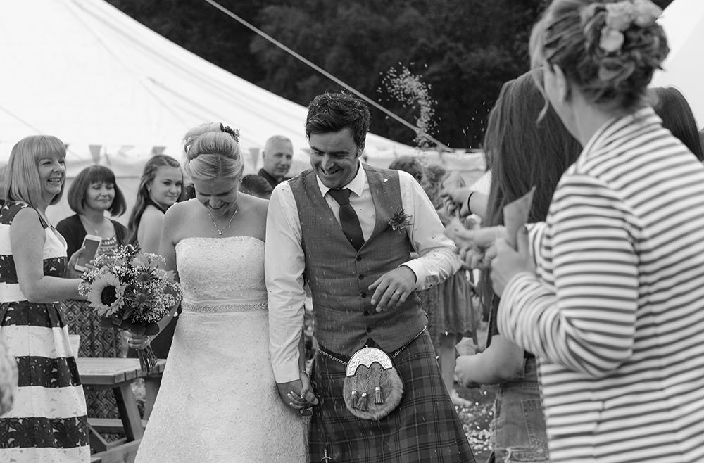 festival wedding ceremony Inverness