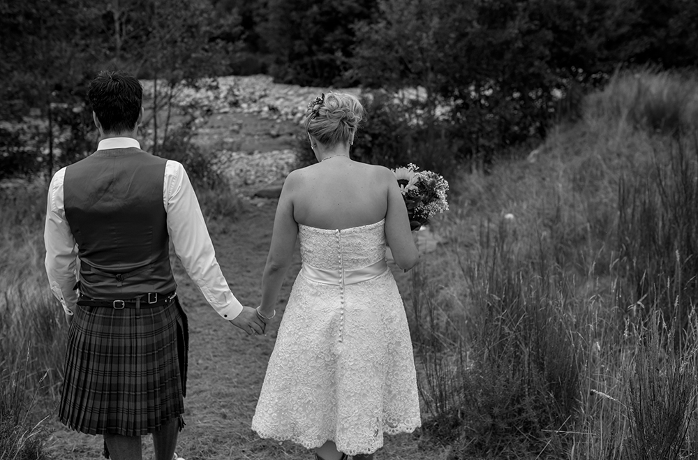couple shoot Inverness wedding
