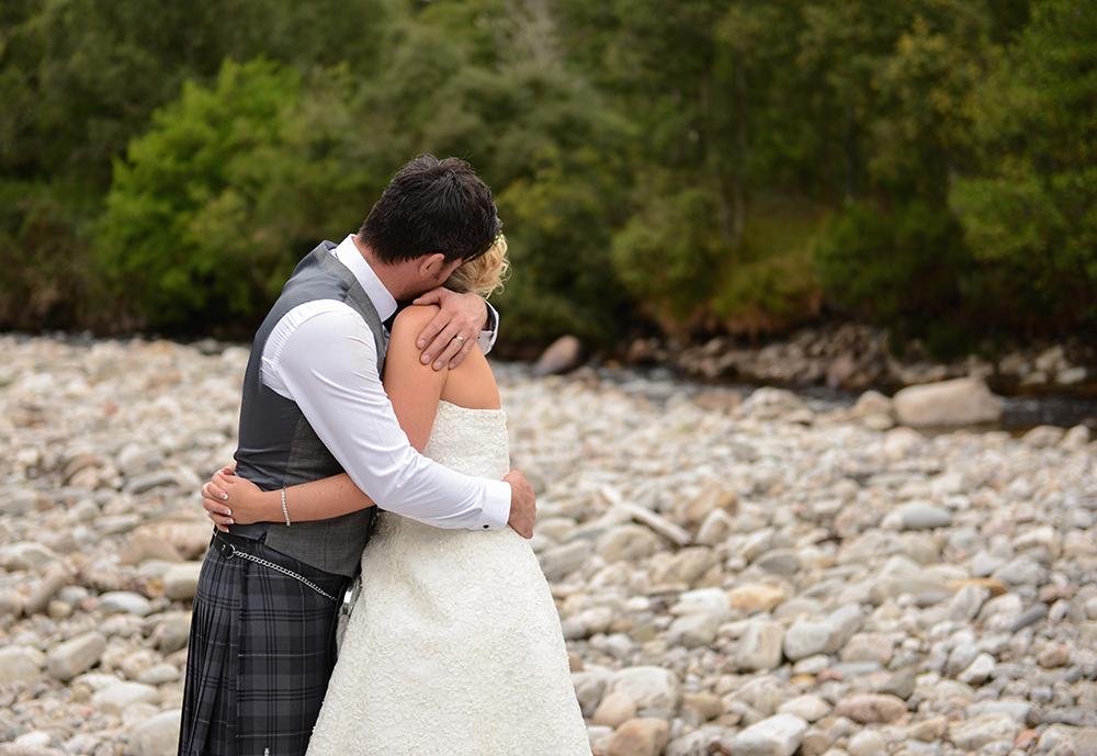 couple shoot Inverness wedding