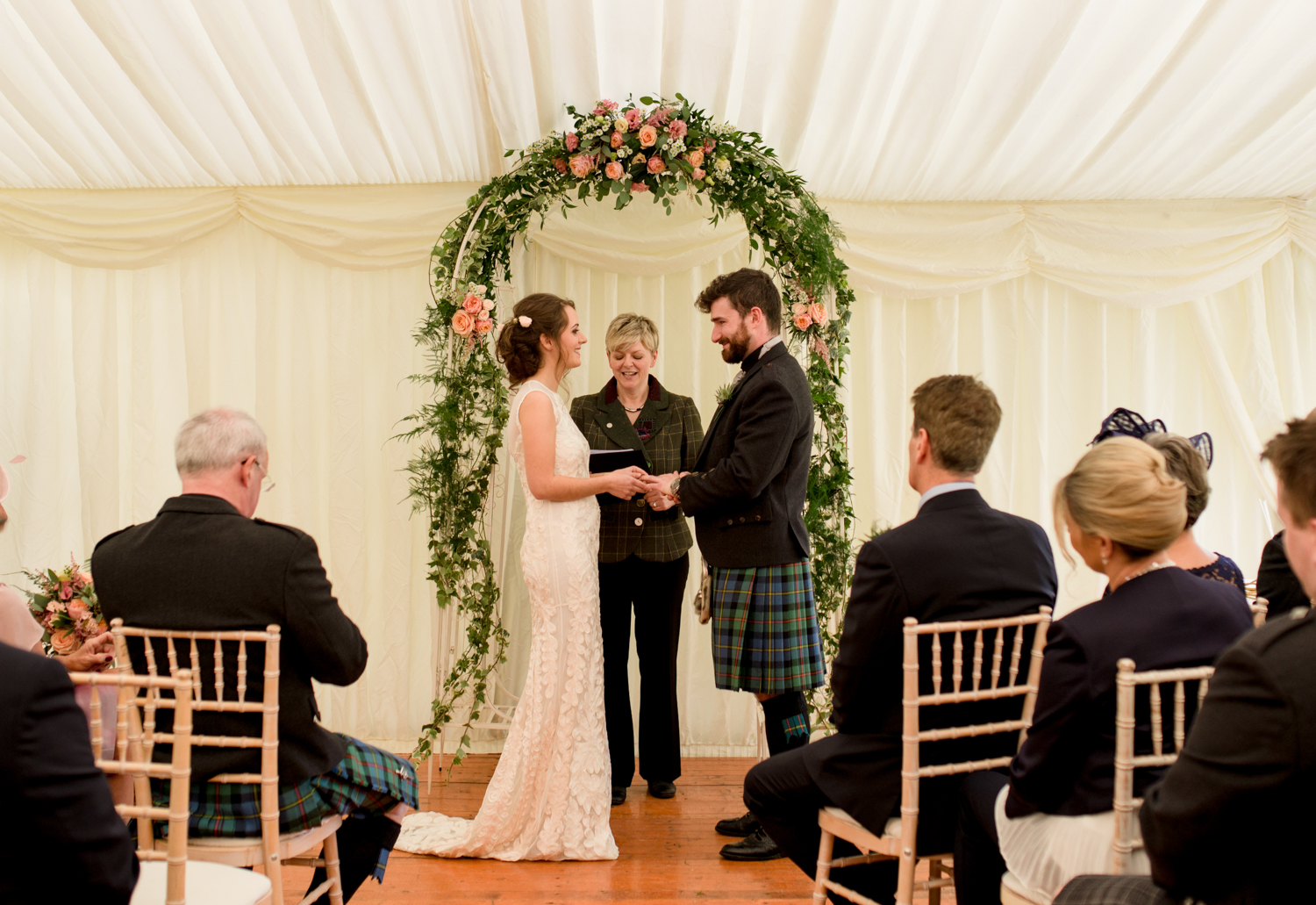 scottish humanist wedding