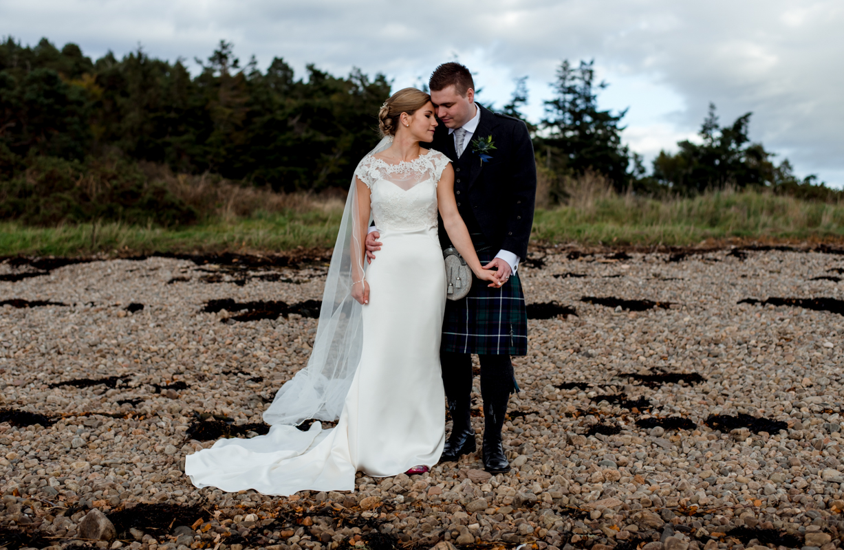dornoch wedding