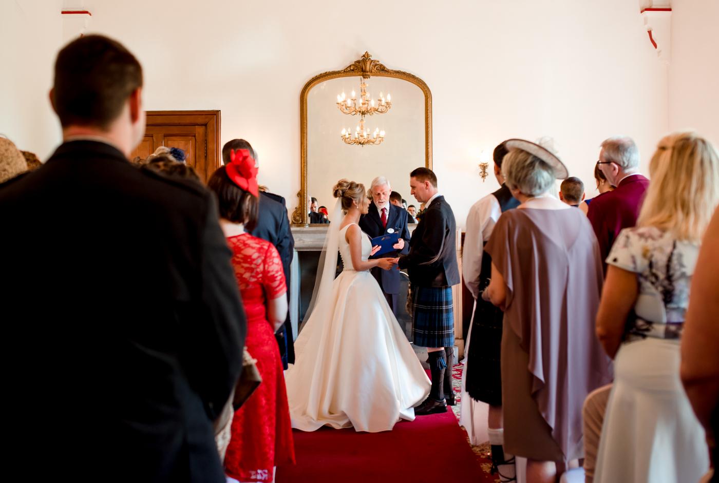 wedding vows nairn