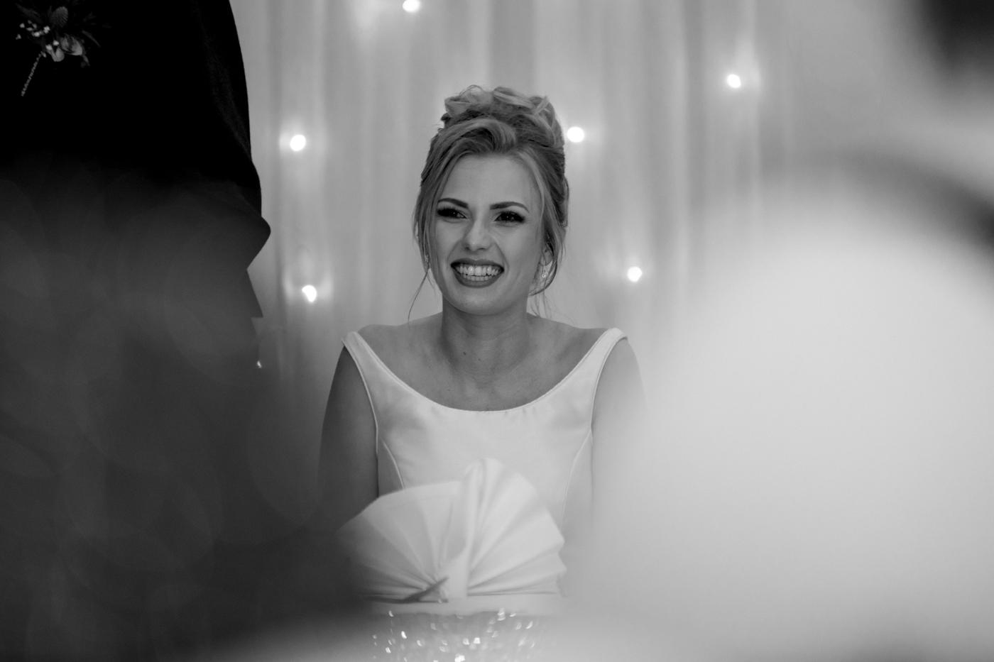bride reaction speeches