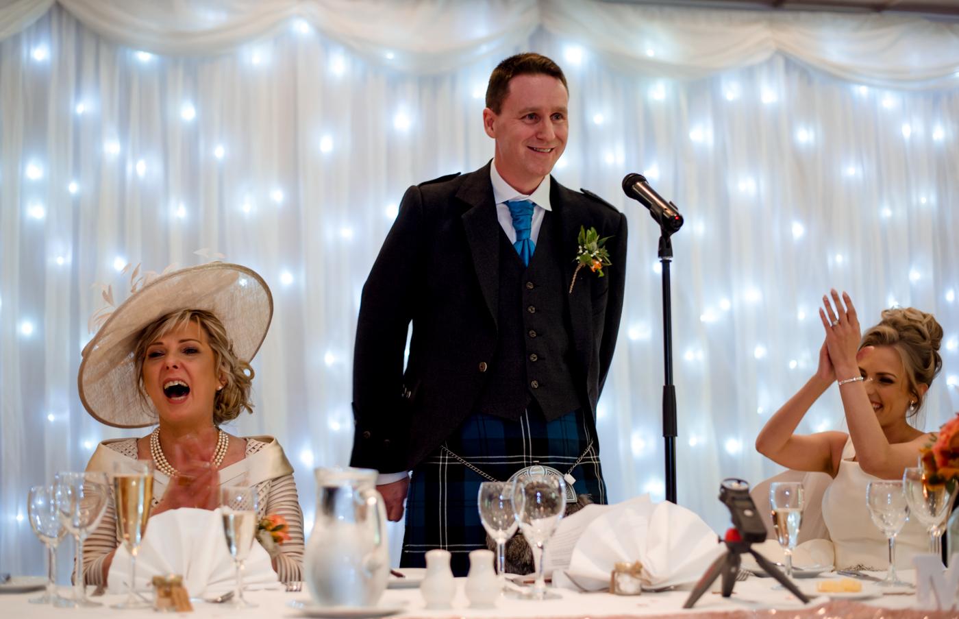 groom speech newton hotel nairn