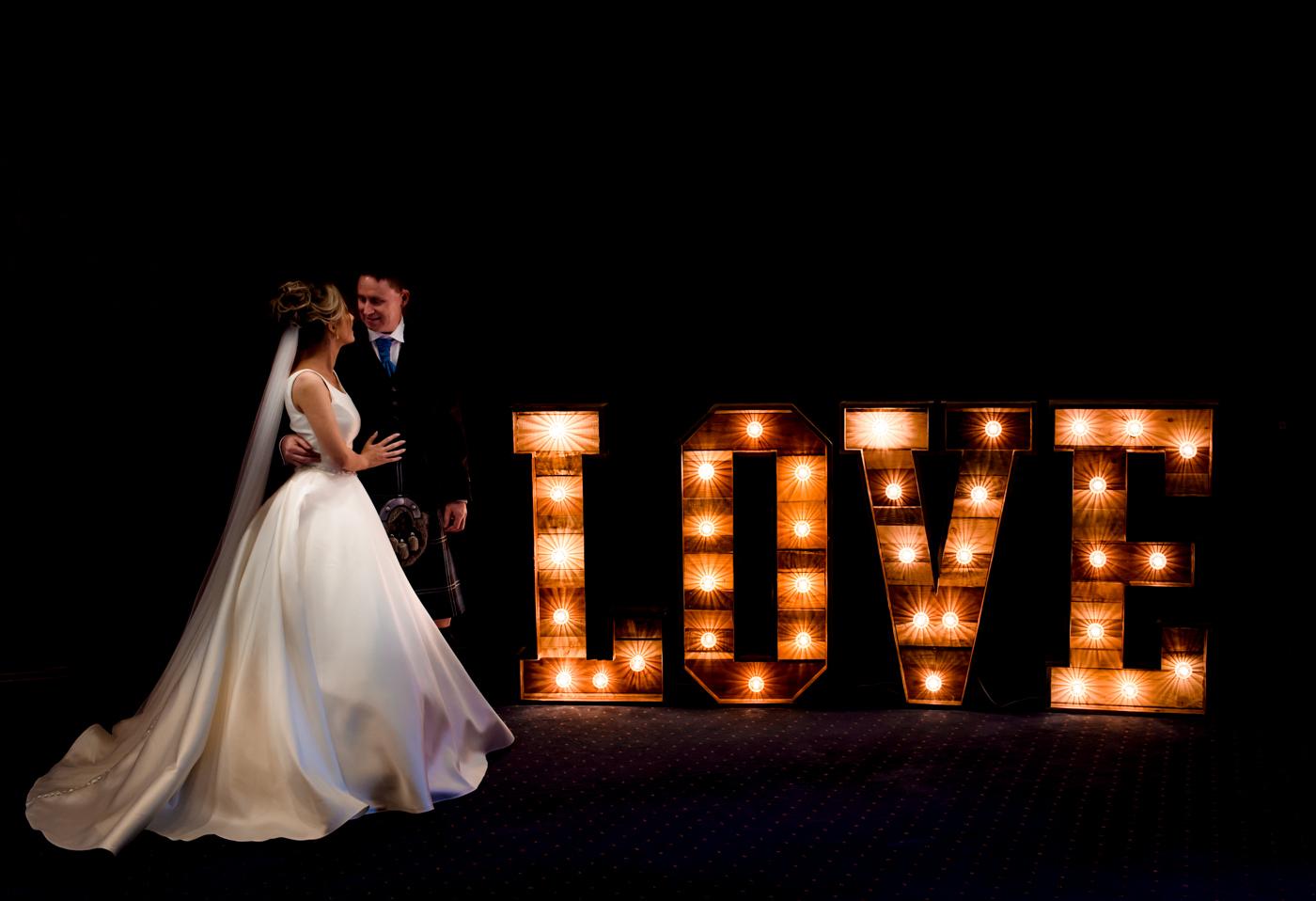 nairn wedding couple photos