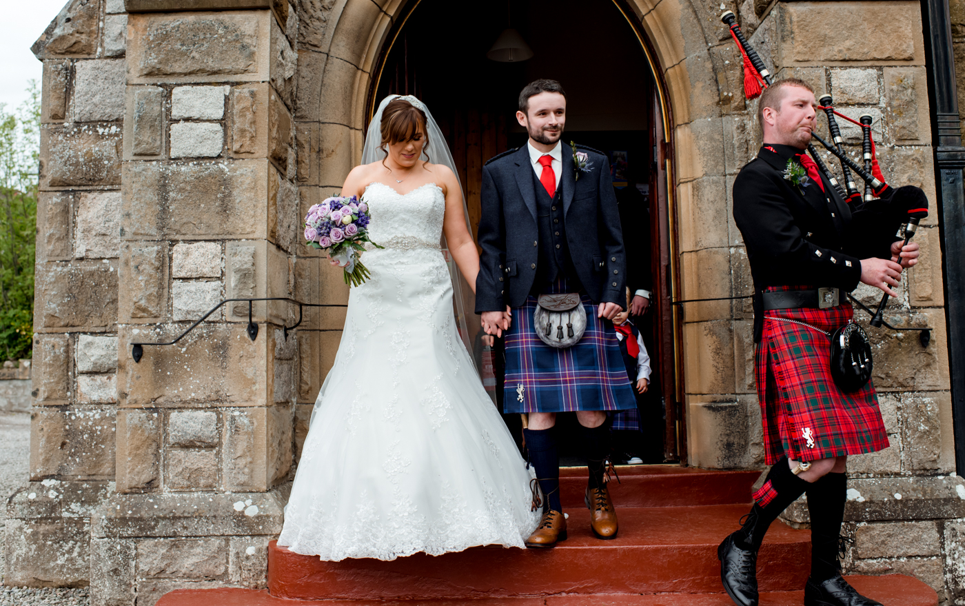bonar bridge wedding