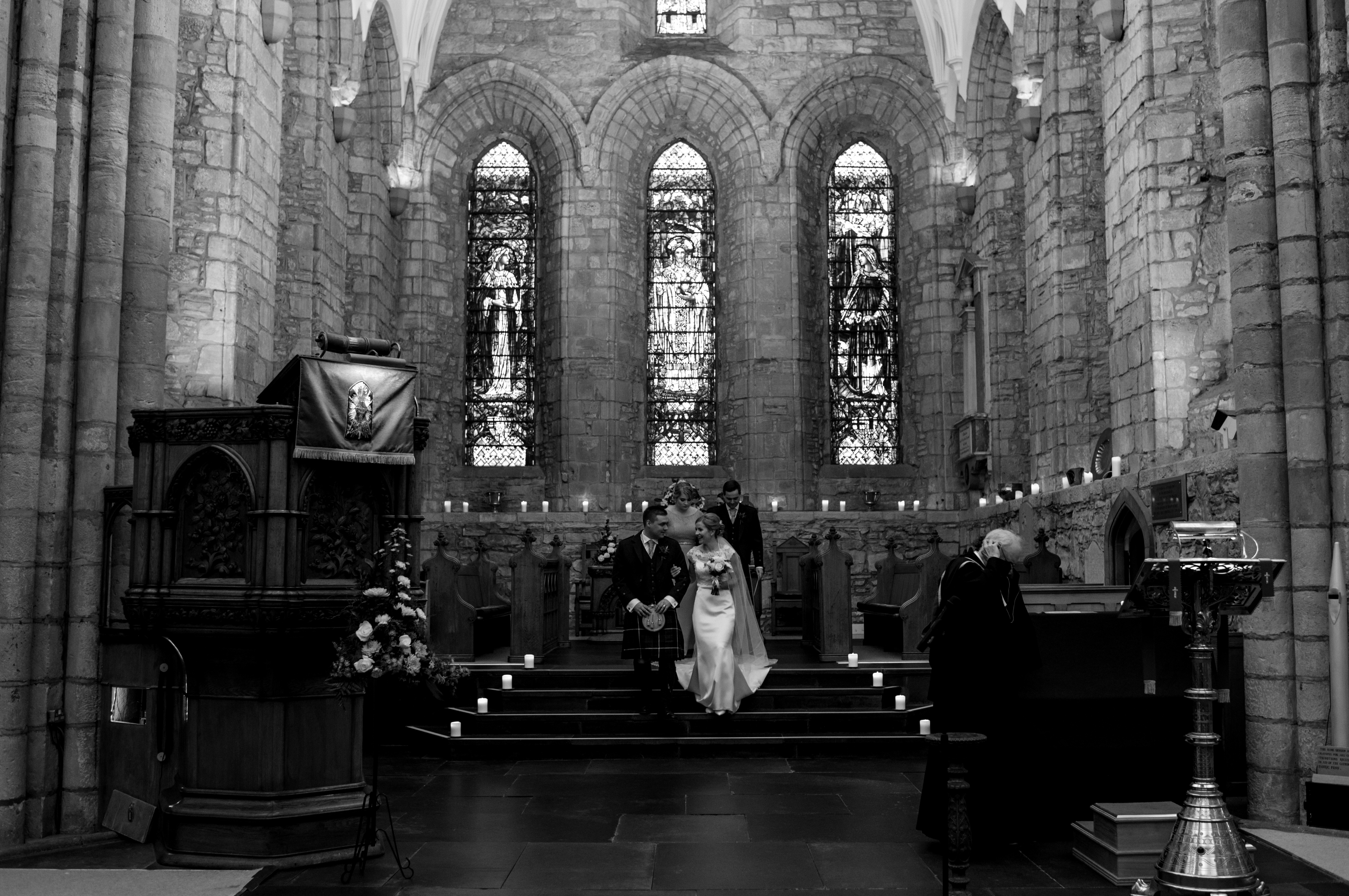 dornoch cathedral wedding