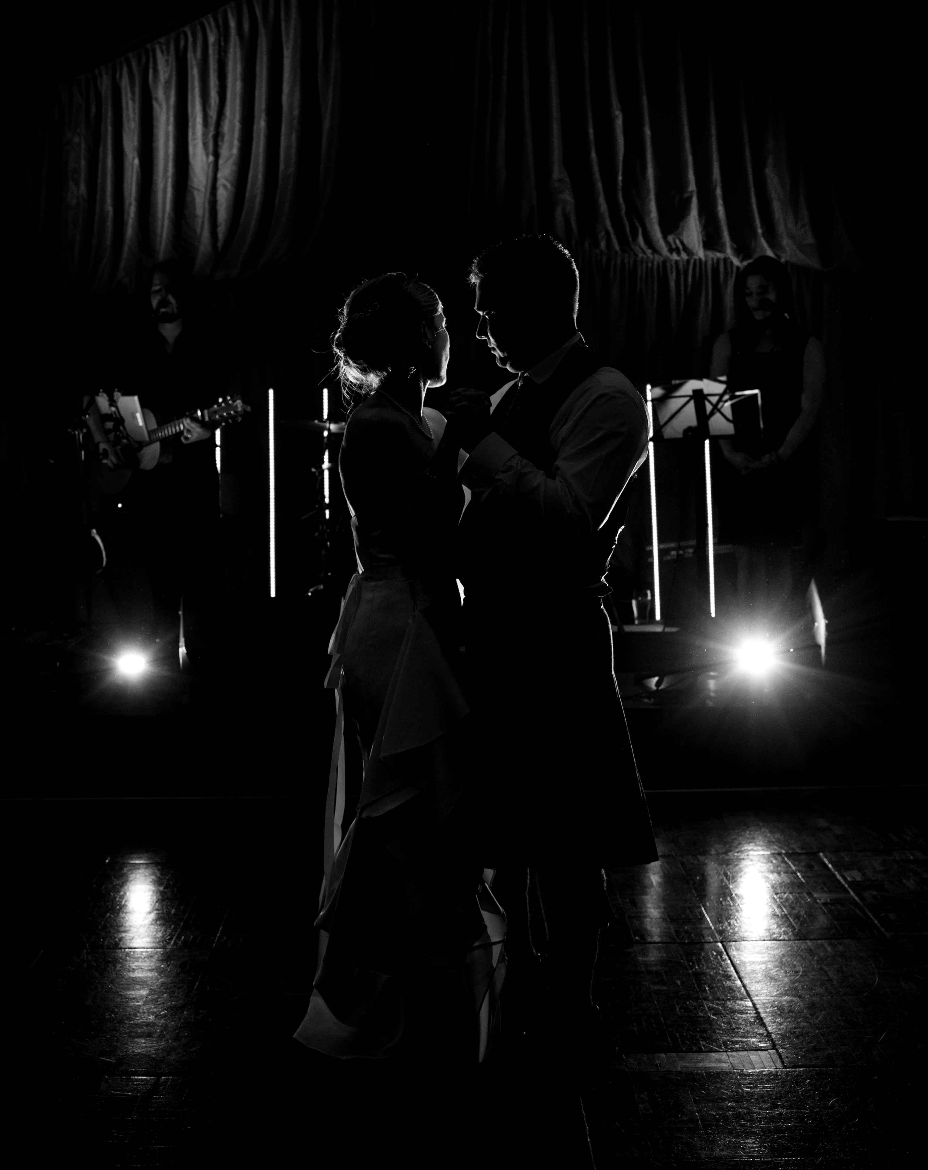 brora wedding first dance