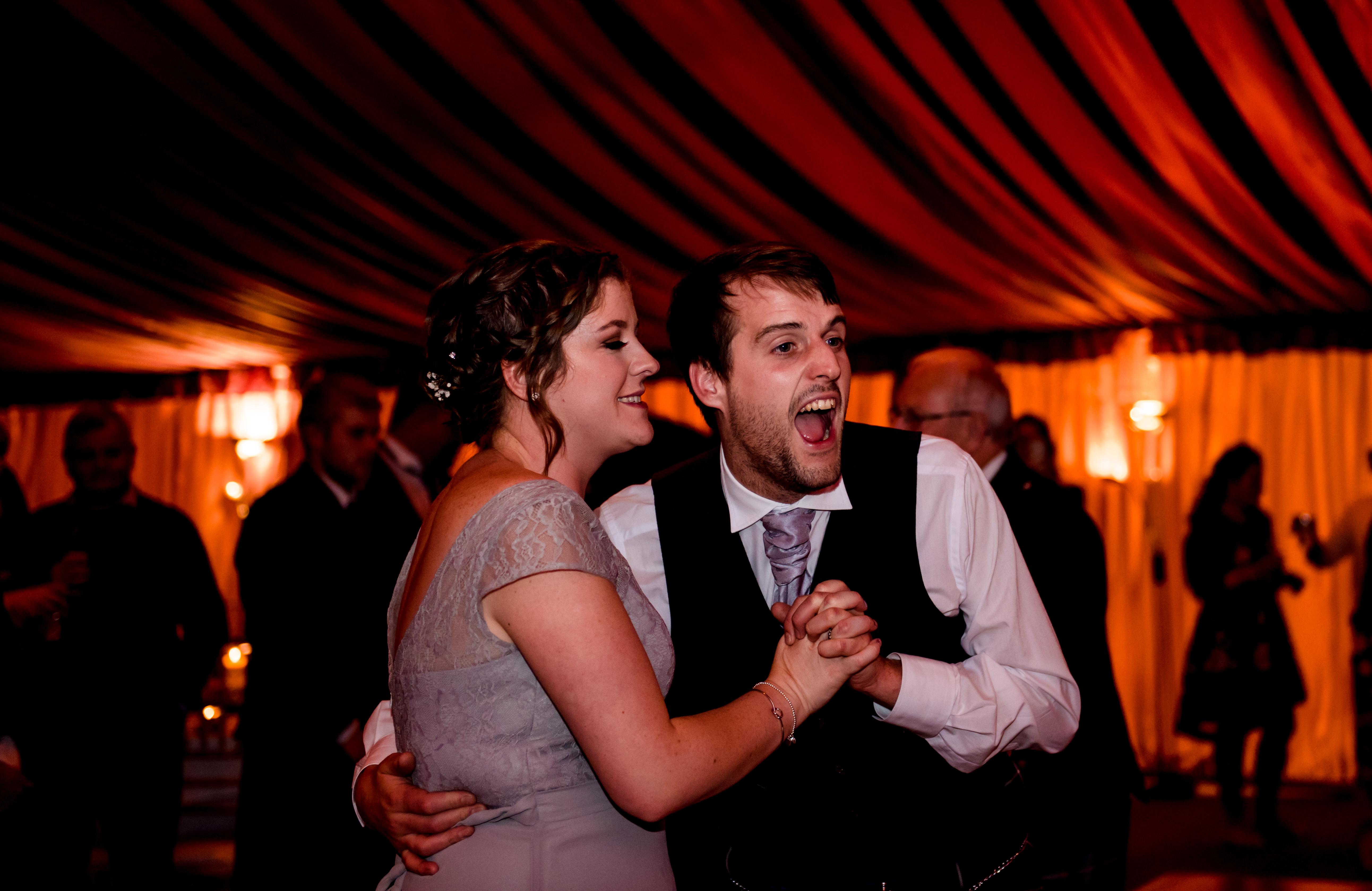 wedding reception brora